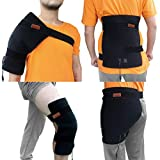 sticro Versatile Heating Pad with Safe Low Voltage