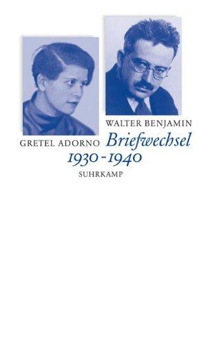 Briefwechsel 1930–1940