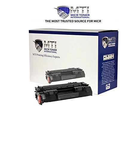 MICR Toner International Compatible Toner Cartridge Replacement for HP CF280A