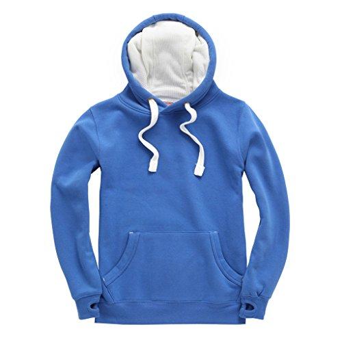 Splash Clothing - Sudadera con capucha - para mujer azul cobalto