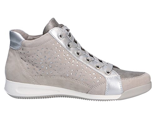 ara Rom-Stf 12-34441, Zapatillas Altas Para Mujer gris