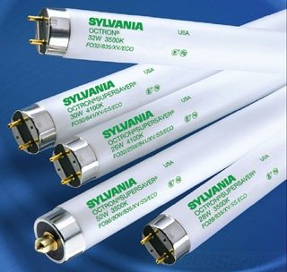 Sylvania 22234 Fo32/25W/841/Xp/Ss/Eco(P) Fluorescent Lamp - Package Qty 30