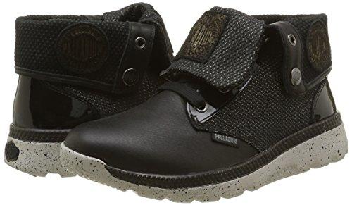 Black 315 Zapatillas Bgy Para F Negro Palladium Lrx Plvil Mujer Altas z1qwH6v