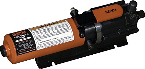 Norco Professional Lifting Equipment 910020 Hand Activated Air/Hydraulic Pump - 3,250 PSI by Norco Professional Lifting Equipment