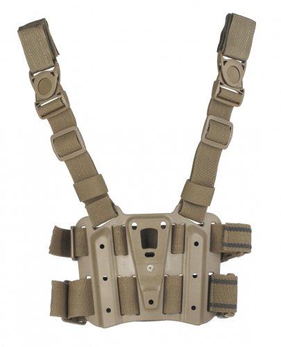 BLACKHAWK! SERPA Tactical Holster Platform, COYOTE BRN