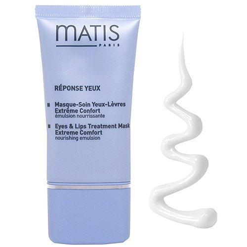 Matis Paris Eyes and Lips Treatment Mask - Masque-Soin Yeux-Levres 0.68 fl oz. by Matis Paris