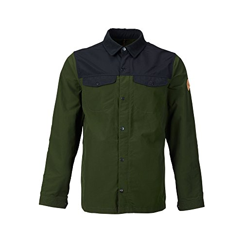 Burton Stead Jacket, True Black/Rifle Green, Small (Jaci Burton Play By Play Series Epub)