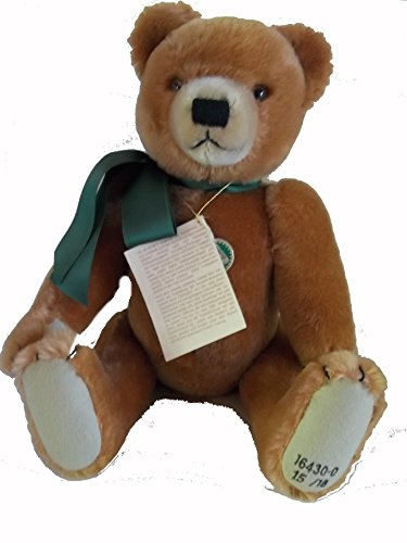 Time honoured Classic Collectable Hermann Teddy Bear (Hermann Mohair Teddy Bear)