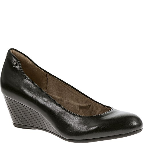 Farah Shoes Women's Puppies Hush Rhea Black wqx46OAY