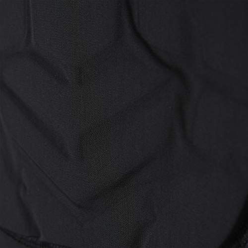 adidas Performance Men's Padded Three-Quarter Tights, Black, 2XT by adidas (Image #4)