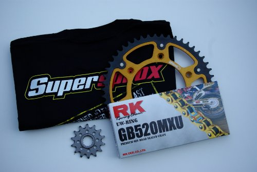 crf 450 chain and sprocket - 8