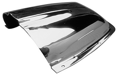 SEA DOG CORPORATION Vent Stainless Steel Clam Shell ()