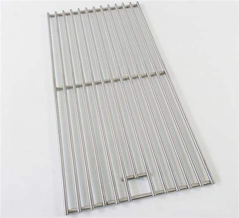 BBQ CLASSIC PARTS Char Broil Advantage Stainless Steel Grate 16-15/16'' X 8-5/8''