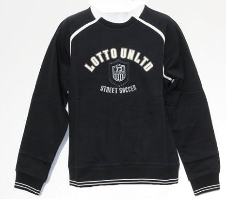 Lotto Sweater Area Mi Schwarzblau, Hombre, Dark Azul, Azul: Amazon.es: Deportes y aire libre