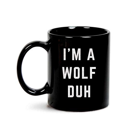 I'm a Wolf Duh Halloween Costume -