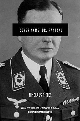 Cover Name: Dr. Rantzau