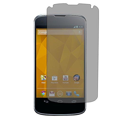 LG Nexus 4 Screen Protector, TechSpec(TM) Matte LCD Screen Protector for LG Google Nexus 4 E960