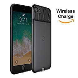 Qi Wireless Charge iPhone 7 Case, Baseus Wireless Charger Receiver Case (Not Battery Case)