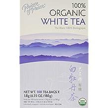Prince of Peace Organic White Tea 100 Count