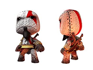 LittleBigPlanet: Kratos Costume [Online Game Code - Game Add-on] (B002IPHNZK) | Amazon price tracker / tracking, Amazon price history charts, Amazon price watches, Amazon price drop alerts