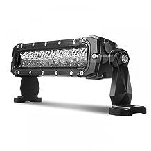 "10"" 50W LED Light Bar - Spot/Flood Combo 4,200 Lumens CREE LED Offroad Work Light with 3D Optics É"