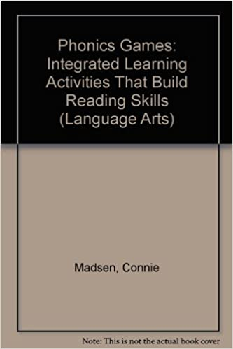 Engelsk bøker mp3 gratis nedlasting Phonics Games: Integrated Learning Activities That Build Reading Skills (Language Arts) PDF FB2