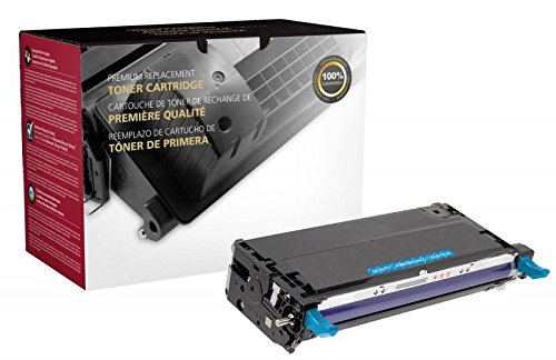 Inksters Remanufactured Toner Cartridge Replacement for Xerox 113R00723-6K Pages - High Yield (Cyan)