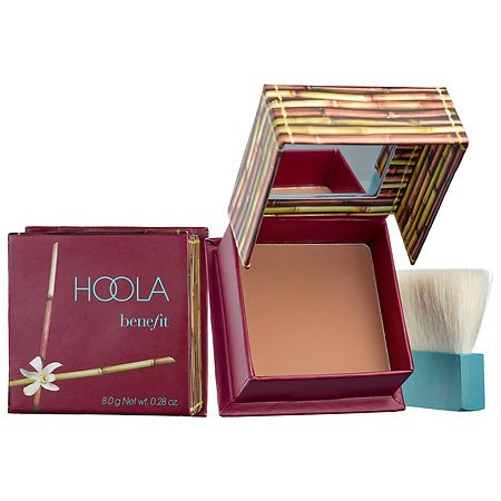 Benefit Cosmetics Hoola Matte Bronzer Box o' Powder Blush