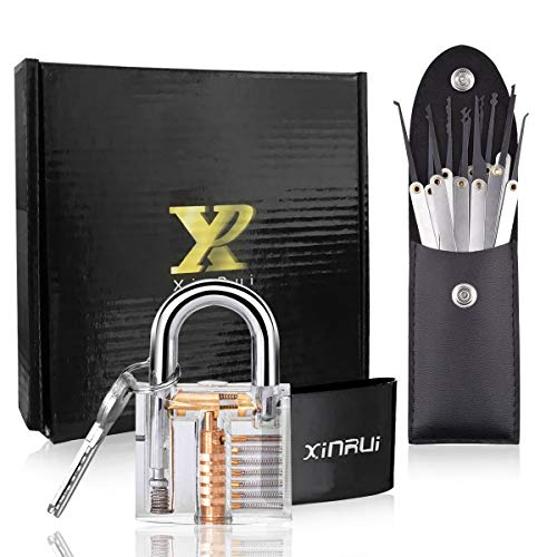 Lock with 15pcs Repair Kits