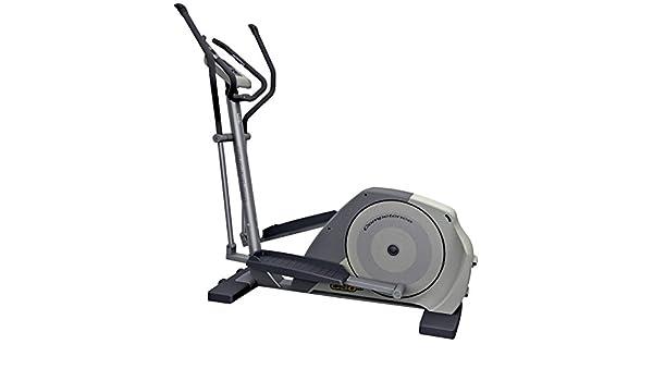 Tunturi C30 - Elíptica de fitness (programable, manual, ritmo cardiaco), color gris: Amazon.es: Deportes y aire libre