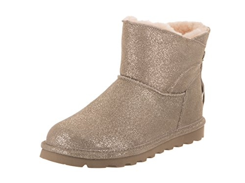 352 Boots Bearpaw Slouch Distressed Grey Pewter Women's Natalia 0qqZw1BF4