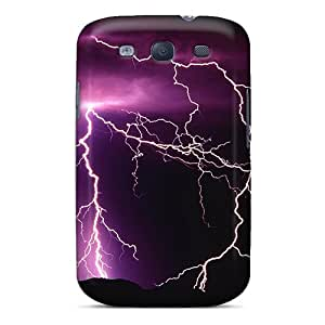 Faddish Phone Lightning Case For Galaxy S3 / Perfect Case Cover