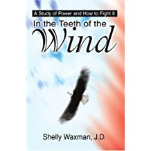 In the Teeth of the Wind: A Study of Power and How to Fight It by Waxman, Shelly (April 9, 2002) Paperback