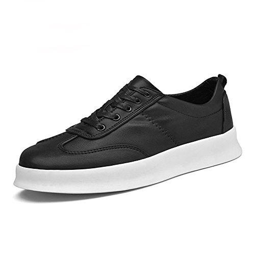 Men's Shoes Feifei Leisure Fashion Thick Bottom Breathable Plate Shoes 3 Colors(Size Multiple Choice) (Color : 02, Size : EU39/UK6.5/CN40)