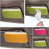 Utilityzone Car Sun Visor Tissue Paper Holder Dispenser Box