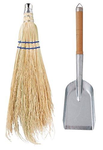 fireplace broom and shovel - 8