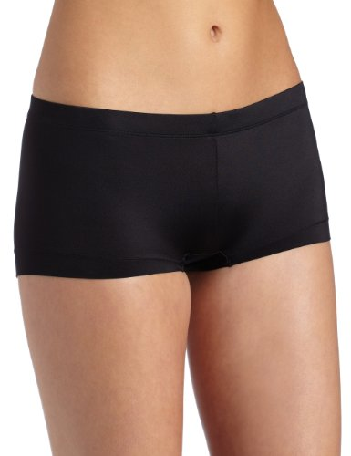 Maidenform Womens Dream Collection Boy Short Panty Black6