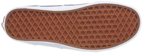 Vans Winston Damen Sneakers Schwarz (BLACK/WHITE BA2)