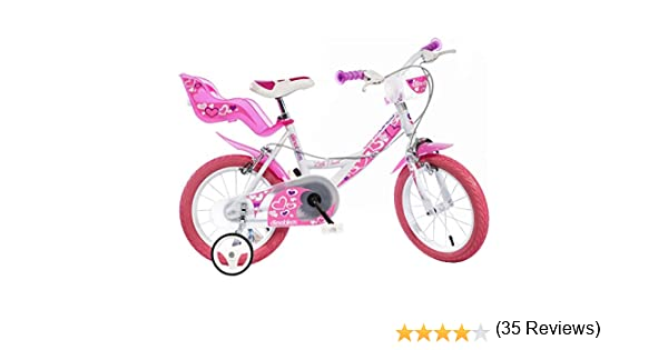 Dino Bikes Little Heart 16