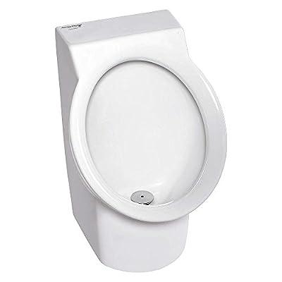 American Standard 6043001EC.020 Decorum 0.125 Gpf High Efficiency Urinal With Back Spud White