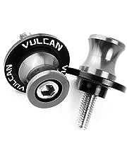 Motorfiets swingarm sliders spoelen, M10 CNC Aluminium standschroeven voor Kawasaki VULCAN S 650 CC 2015-2019 Accessoires