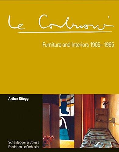 Le Corbusier. Furniture and Interiors ()