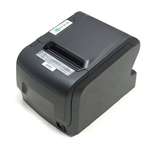 Thermal Receipt Printer 3' 1/8 SP-POS88V with USB+Serial+Ethernet