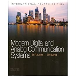 communication systems 5th edition pdf