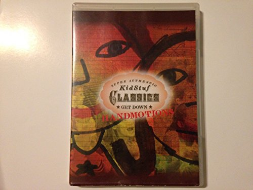 Super Authentic KidStuf Classics Get Down Handmotions DVD by North Point Resources
