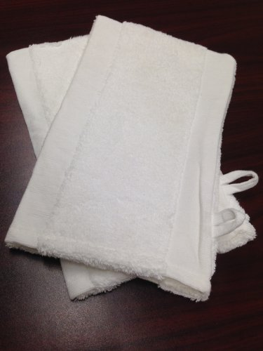 Bath Mitts Package of 12