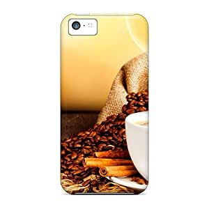 Fashion LbQNkQu2052AFjRz Case Cover For Iphone 5c(aroma Coffee)