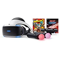 Deals on Sony PlayStation VR Borderlands 2 VR and Beat Saber Bundle PS4