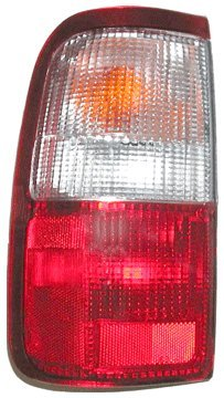 TOYOTA PICK UP T-100 TAIL LIGHT ASSEMBLY LEFT (DRIVER SIDE) (T100 Pickup Drivers Side Tail)