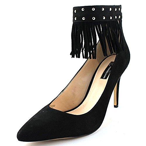 UPC 636206937590, INC International Concepts Britanii Women US 6.5 Black Heels